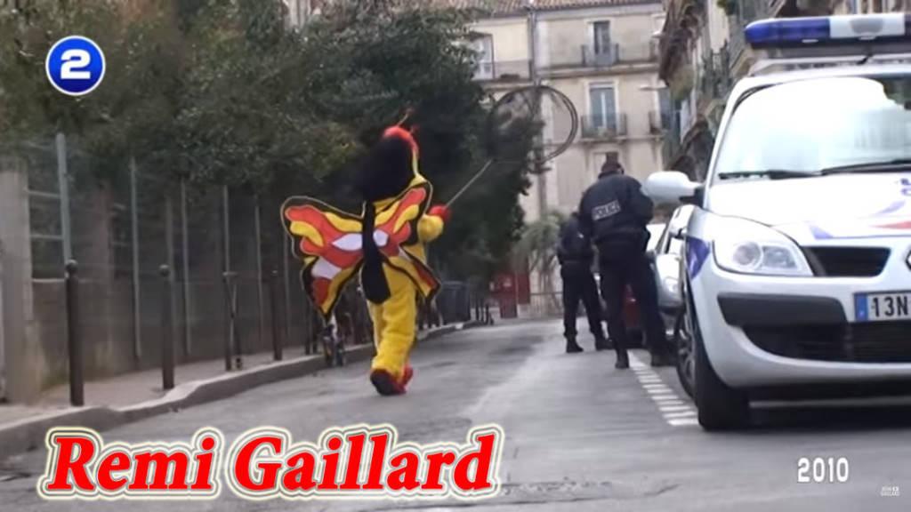 Интересный YouTube канал Remi Gaillard