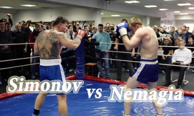 Симонов против Немагии: бой блогеров