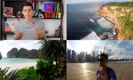 Касё Гасанов – путешественник и мечтатель