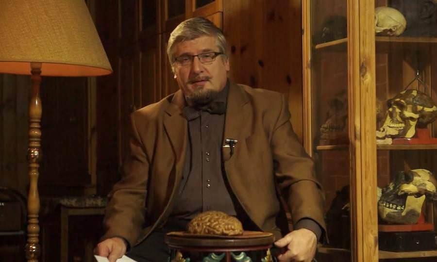 Профессор Сергей Савельев на ютьюбе