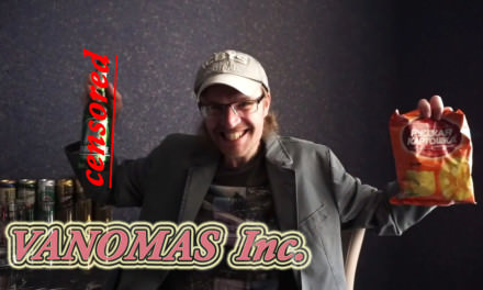 Ютуб шокирующее: улыбочка Ваномаса