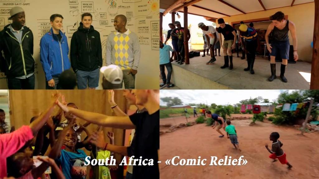 JacksGap Comic Relief