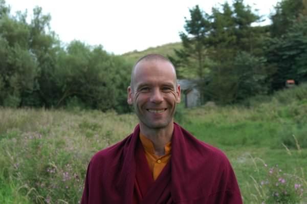 Учитель медитации Стефан Пенде Уормленд