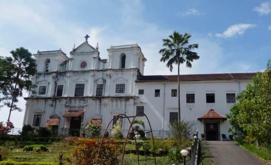 rachol-seminary