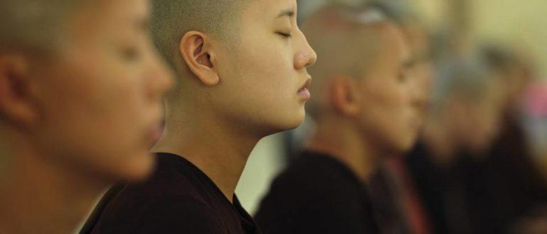 медитация в йоге