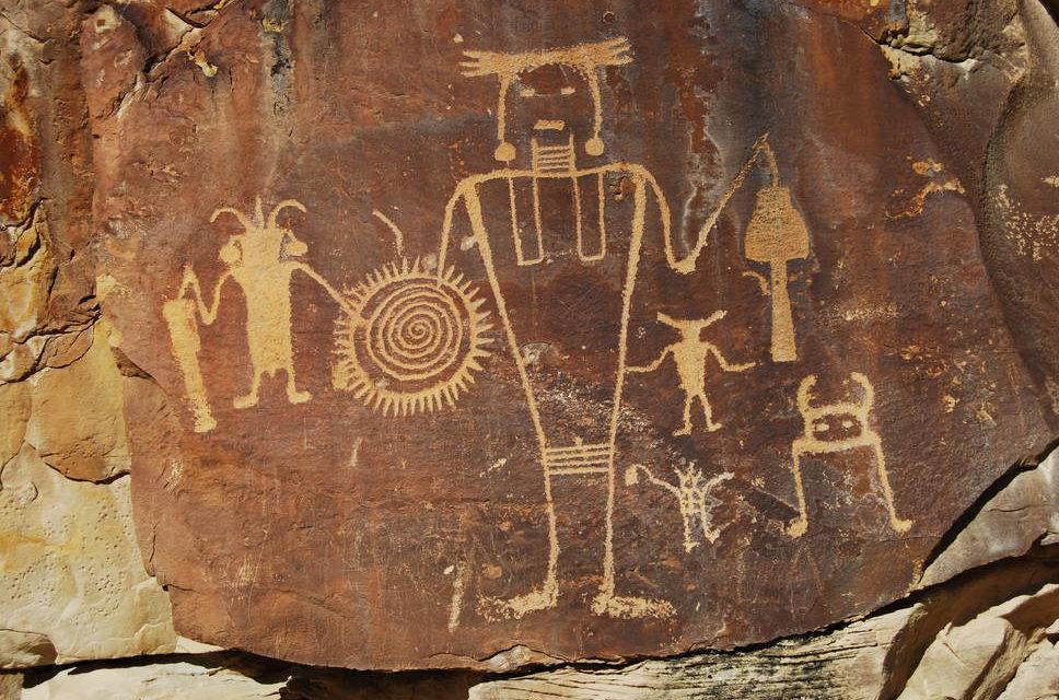 Тайна австралийских петроглифов