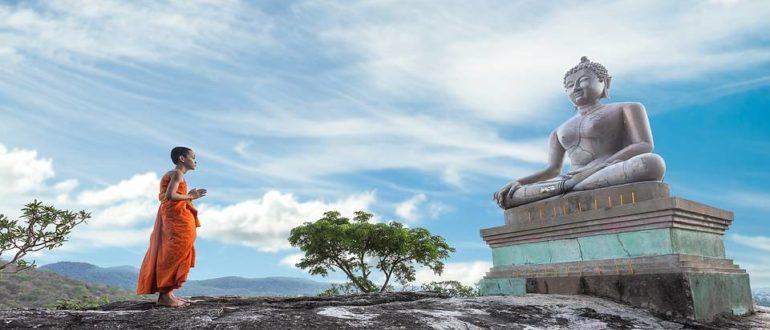 медитация в буддизме