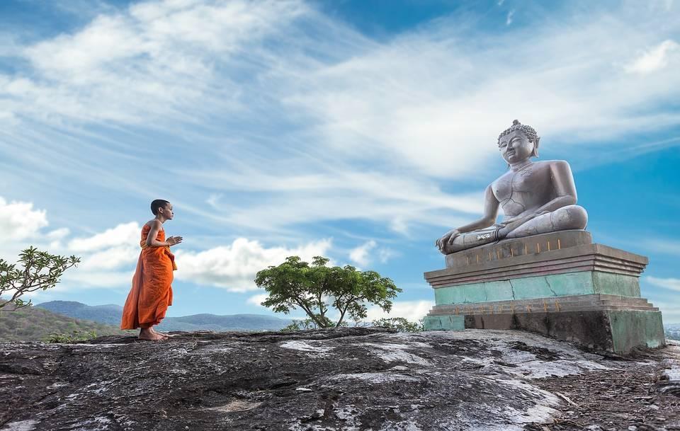 Медитация и буддизм
