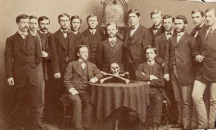 """""""Череп и кости"""": тайна мирового заговора"""