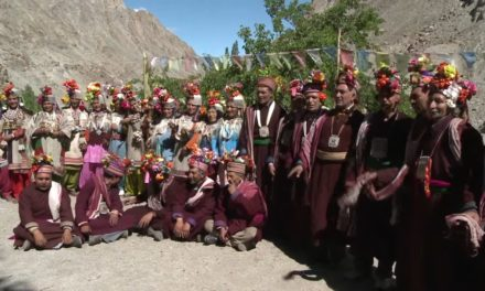 Дрокпа – уникальная народность в Индии