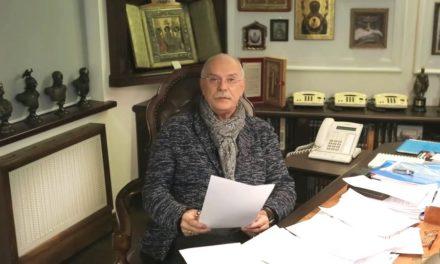 """Никита Михалков про блогеров: """"Почему?.."""""""