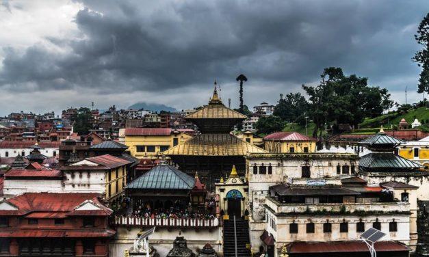 Путешествие в Катманду
