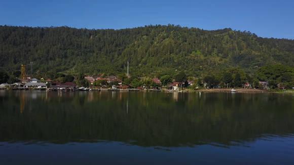 бали озеро батур