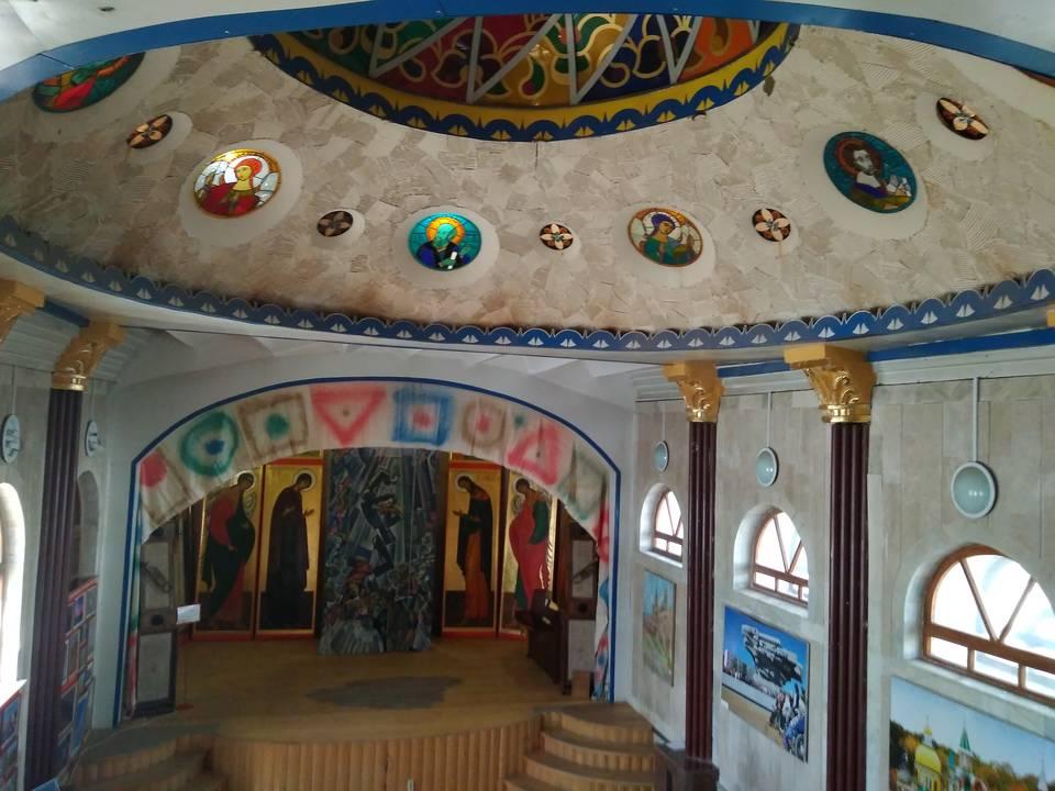 Храм всех религий. Казань