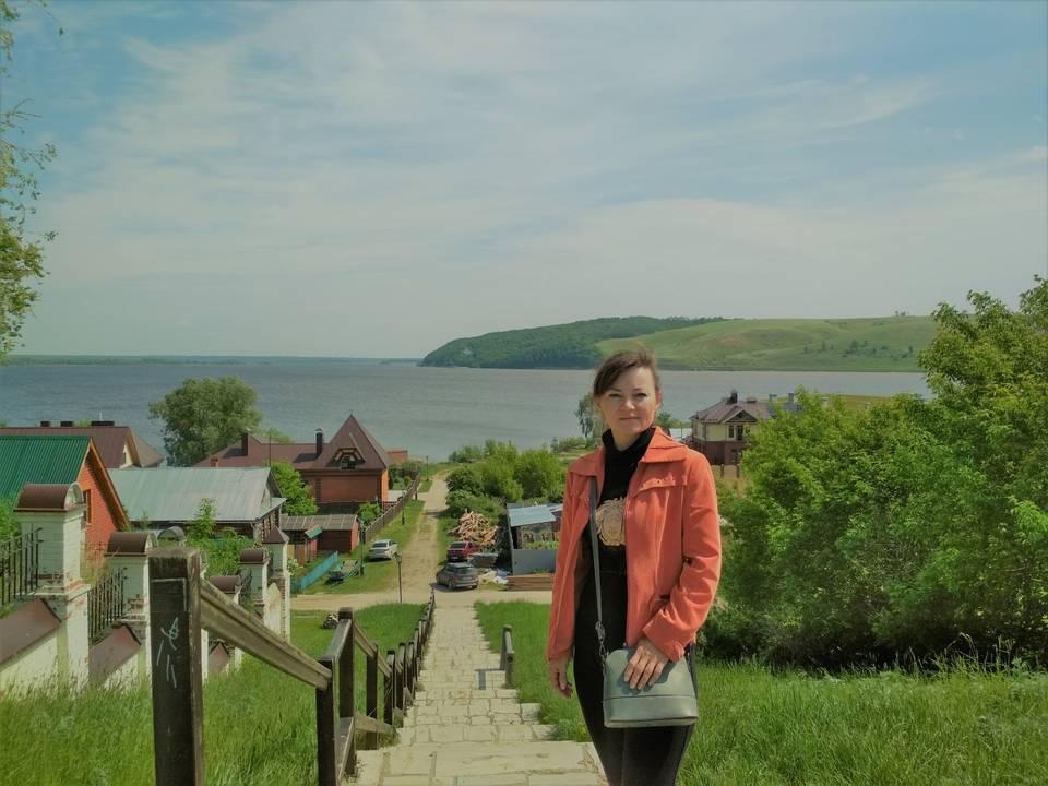 Свияжск. Остров-град
