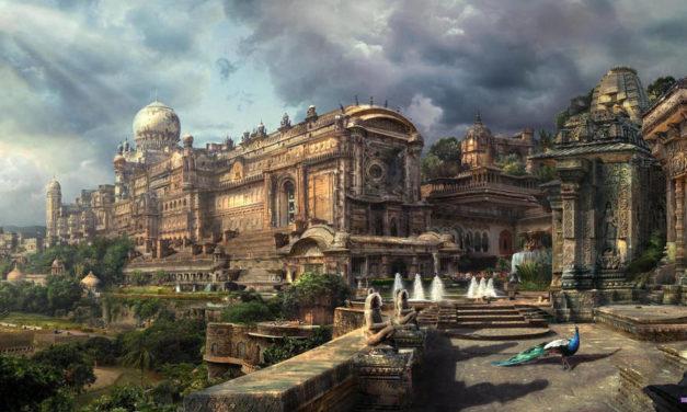Древние цивилизации Атлантиды и Лемурии