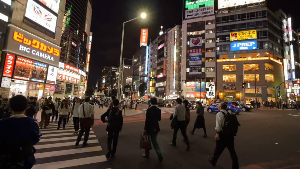 Самоубийства в Японии