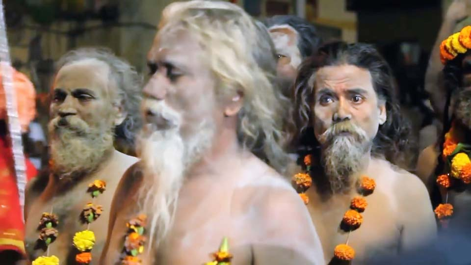 Naga Sadhu Mystery in Hindi