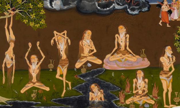 Асаны в йоге: от истоков до наших дней
