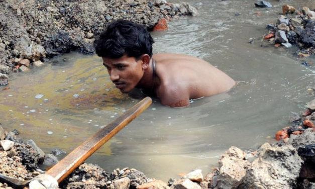Современная Индия: грязная работа для представителей низших каст