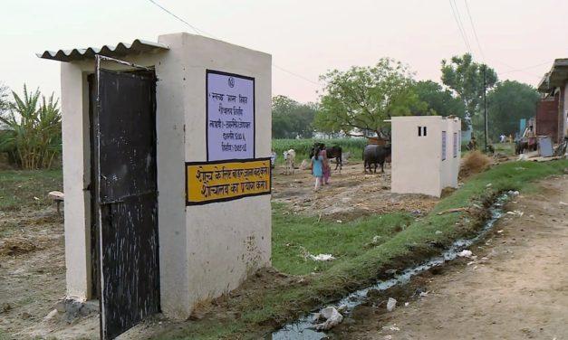 """""""Чистая Индия"""": программа по изменению взглядов индийцев на санитарию"""